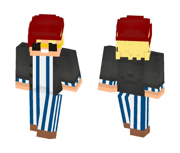 Download Captain Sensible - Wot - The Singer Minecraft Skin