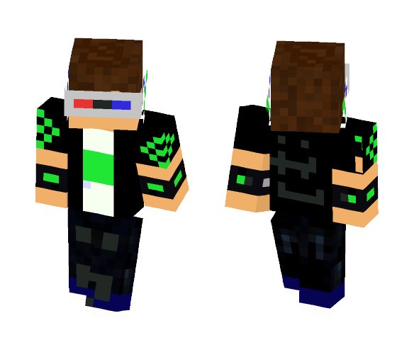 Crafting Table Skin - Male Minecraft Skins - image 1