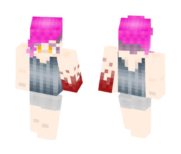 Forever Burning - Female Minecraft Skins - image 1