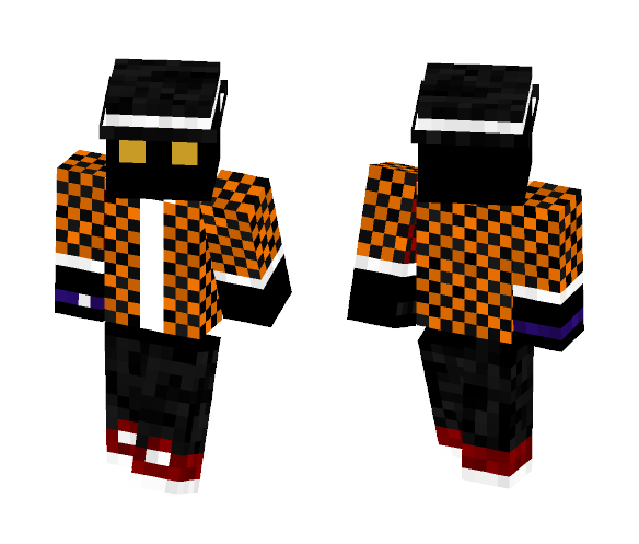 Happy Halloween - Halloween Minecraft Skins - image 1