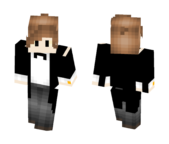 ◬ Bipper ◬ - Male Minecraft Skins - image 1