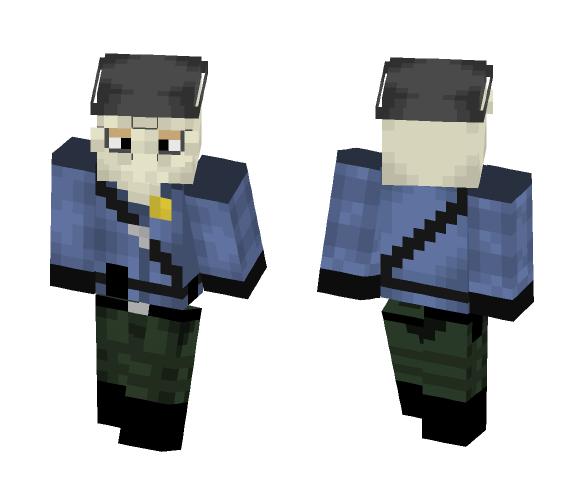 Download CS:GO Minecraft Chinese Terrorist Minecraft Skin for Free