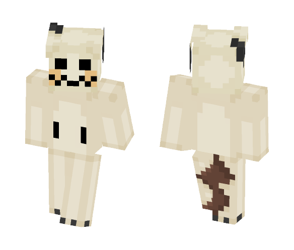 Mimikyu -Pokemon- - Other Minecraft Skins - image 1