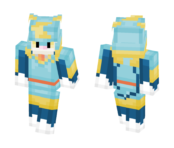 Download Shogunyan Yo Kai Watch Minecraft Skin For Free