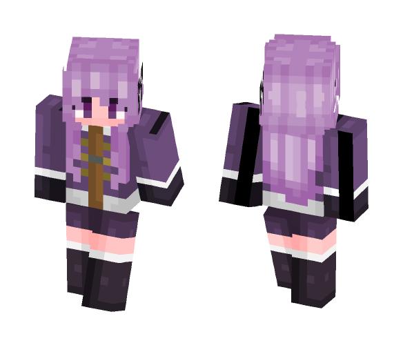 Kyouko Kirigiri - Female Minecraft Skins - image 1