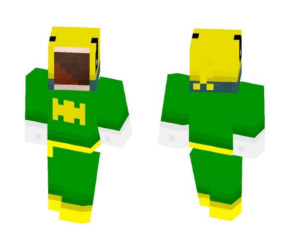 The WhaleFist! (Halloween Costume!) - Halloween Minecraft Skins - image 1