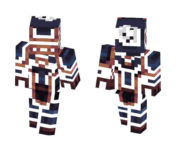 Escaping light - Male Minecraft Skins - image 1