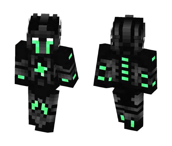 Download DJ creeper Minecraft Skin for Free