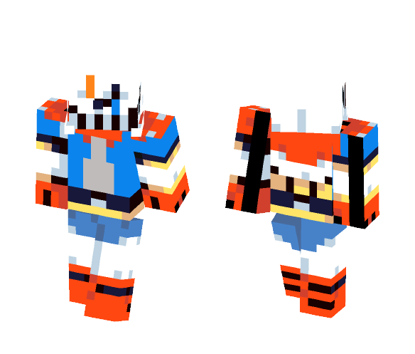 Download disbelief papyrus Minecraft Skin for Free