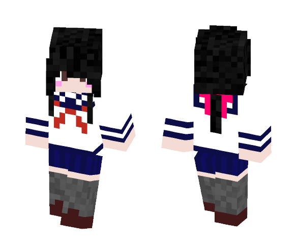 My Personal Skin - School - Female Minecraft Skins - image 1