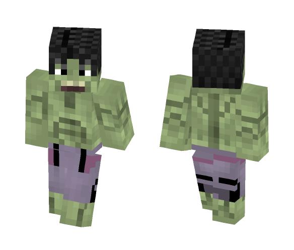 Hulk (avengers age of ultron) - Comics Minecraft Skins - image 1