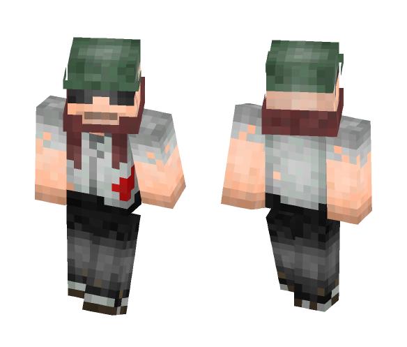 Benjamin ~ Apocalypse Hunter - Male Minecraft Skins - image 1