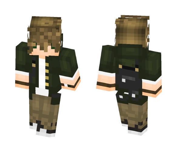 School Uniform - Male Minecraft Skins - image 1