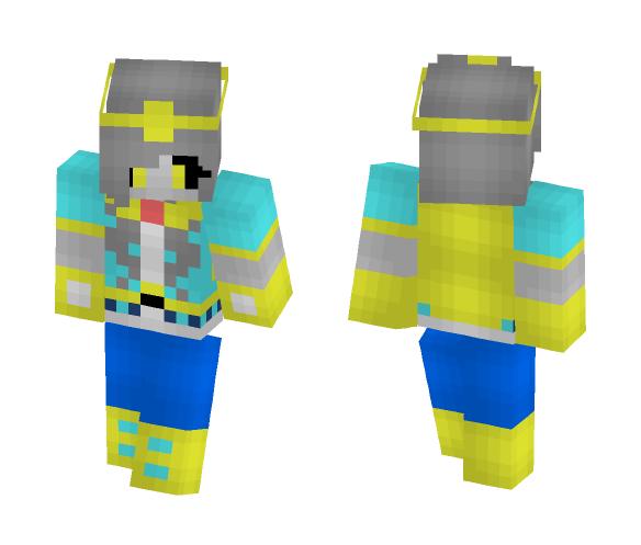 Dream Sansy - Female Minecraft Skins - image 1