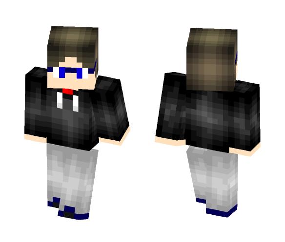 Bipper (My Own Skin) - Male Minecraft Skins - image 1