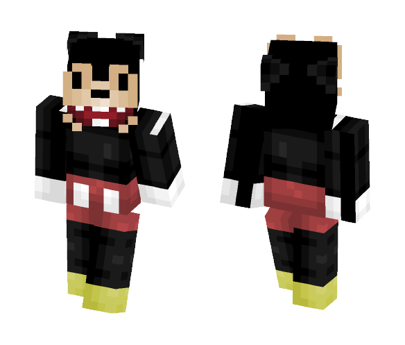 Spoopy | Wervy - Other Minecraft Skins - image 1