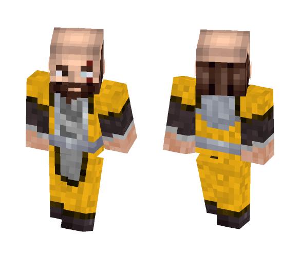 Download Zera Bewoner 2 Villager 2 Minecraft Skin For Free