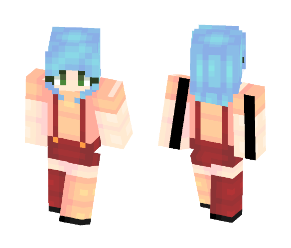 screw more difficult shading - Female Minecraft Skins - image 1
