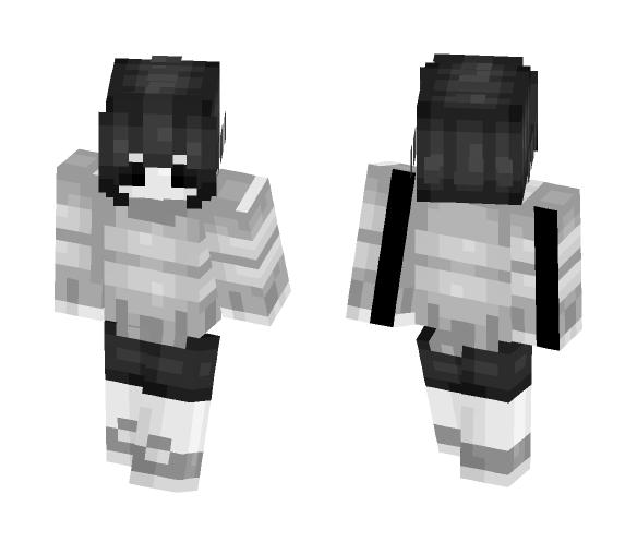 Core Frisk - I'm not dead =D - Interchangeable Minecraft Skins - image 1