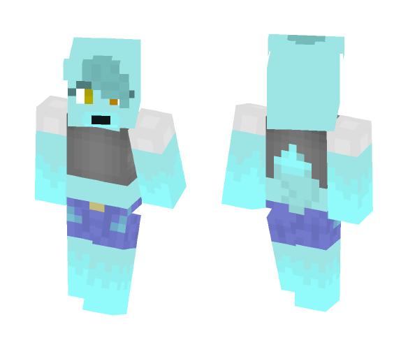 SparkyTheIceWolf - Female Minecraft Skins - image 1