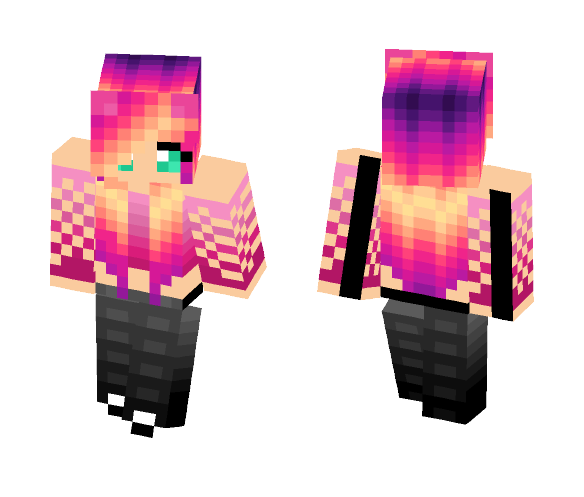 Back! for now. - Female Minecraft Skins - image 1