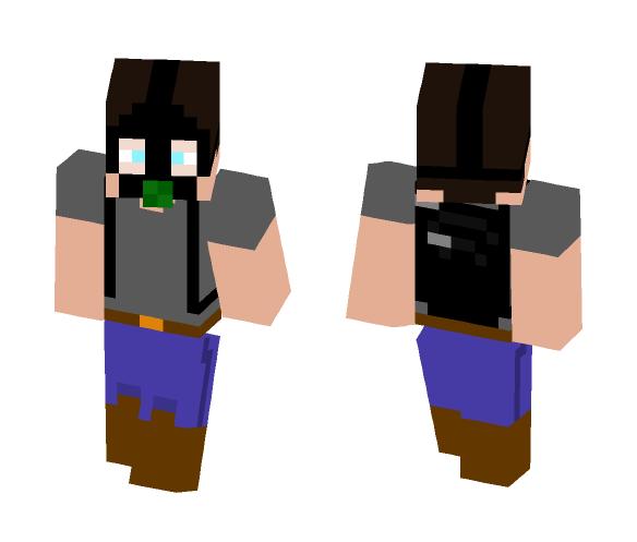 zombie apocalypse steve - Male Minecraft Skins - image 1