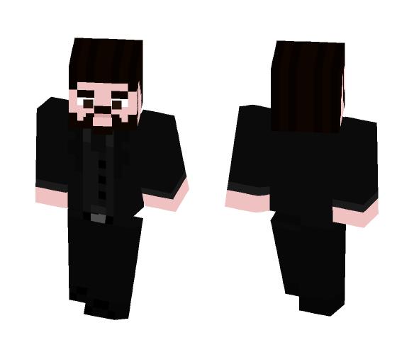 John Wick - John Wick: Chapter 2 - Male Minecraft Skins - image 1