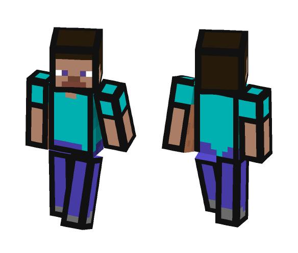 Download Cartoon Steve Minecraft Skin For Free Superminecraftskins