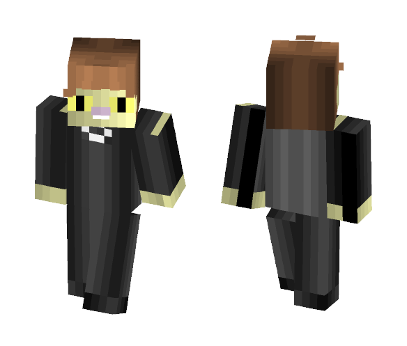Bipper - Male Minecraft Skins - image 1