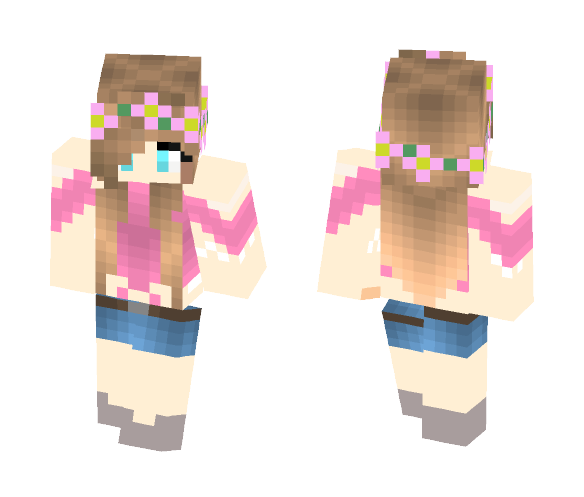 Country gal - Female Minecraft Skins - image 1