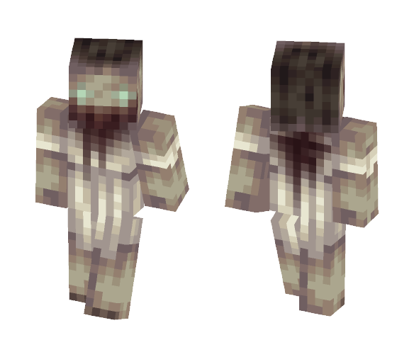My Nightmares- The Doll. - Interchangeable Minecraft Skins - image 1