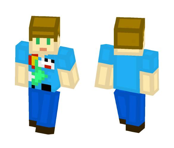Plastic Crainer FTW - Male Minecraft Skins - image 1