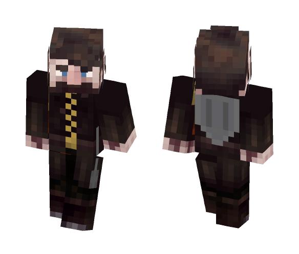 Dwarf Scholar - Male Minecraft Skins - image 1