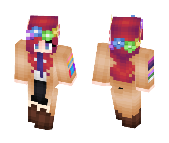 Pride - Female Minecraft Skins - image 1