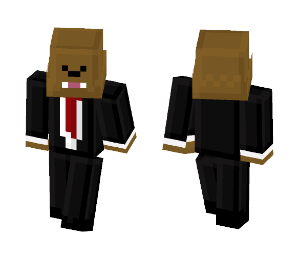 Download Jeromeasf Tiny Pixels Minecraft Skin For Free
