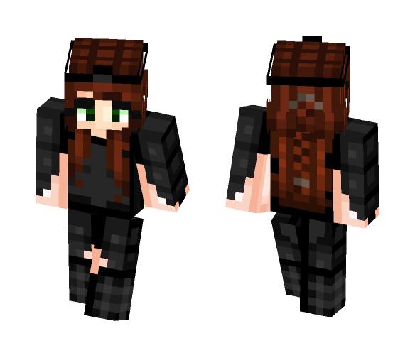 Download ~OC~ The Crow Minecraft Skin for Free  SuperMinecraftSkins