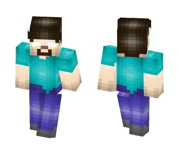 Download Herobrine 18 Detailed Minecraft Skin For Free