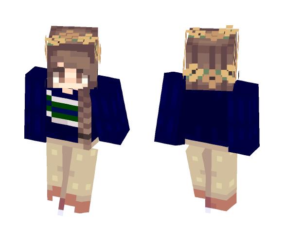 School Uniform - Female Minecraft Skins - image 1