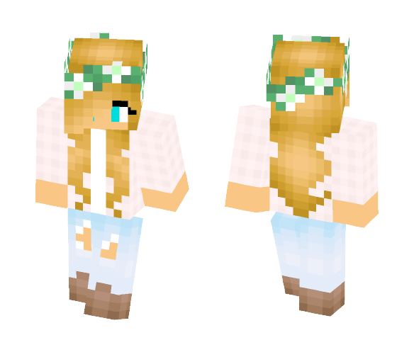 ~Country Girl~ - Female Minecraft Skins - image 1
