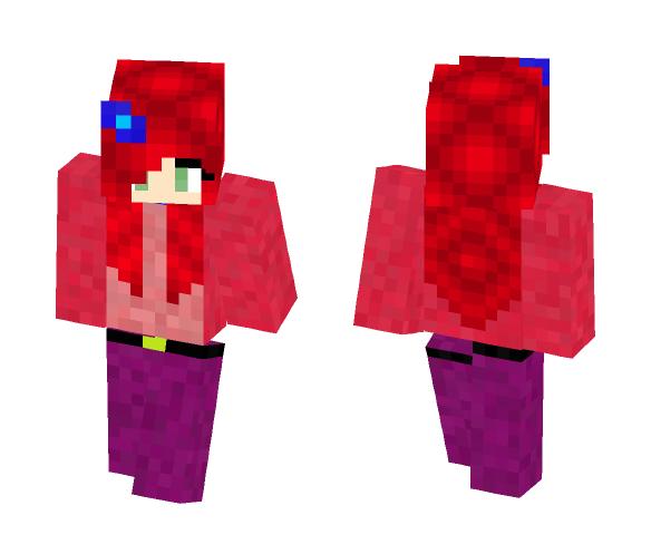 Detective Potato - Female Minecraft Skins - image 1