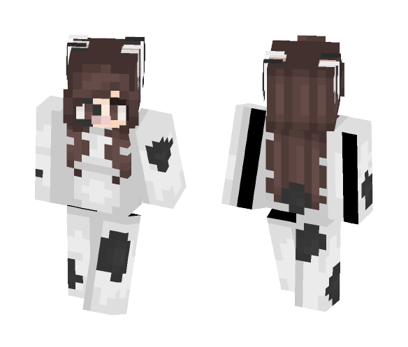 It's another weird bunny - Female Minecraft Skins - image 1