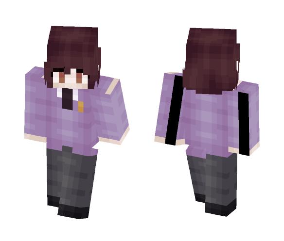 haruhi fujiioka aka babe - Female Minecraft Skins - image 1
