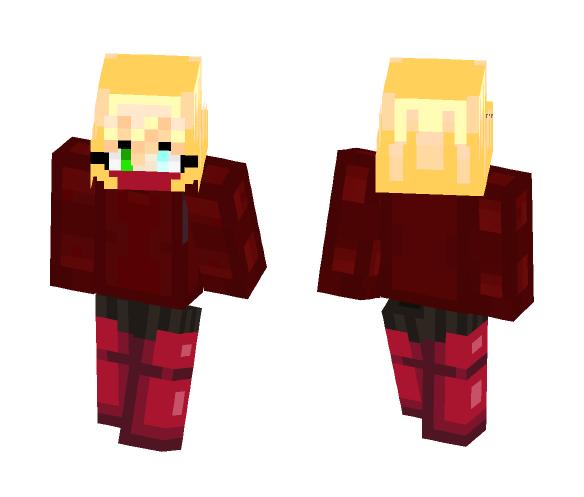 We're peculiar - Female Minecraft Skins - image 1