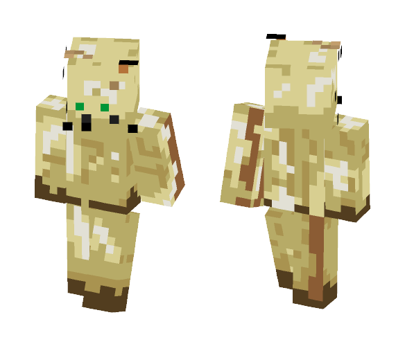 Totem of undying - Interchangeable Minecraft Skins - image 1