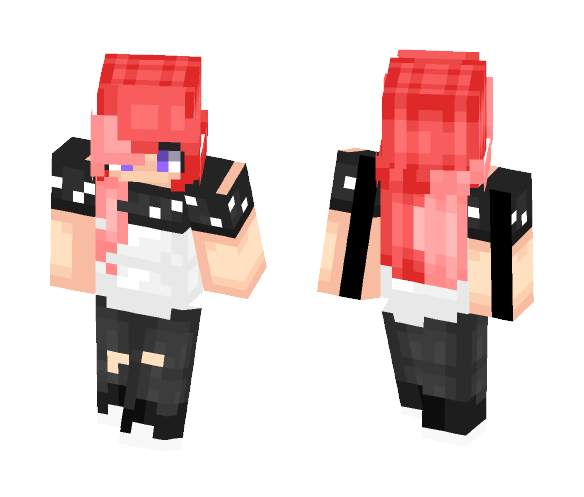 Sup Bruh - Female Minecraft Skins - image 1