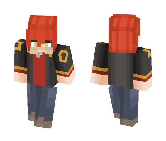 707 / Mystic Messenger - Male Minecraft Skins - image 1