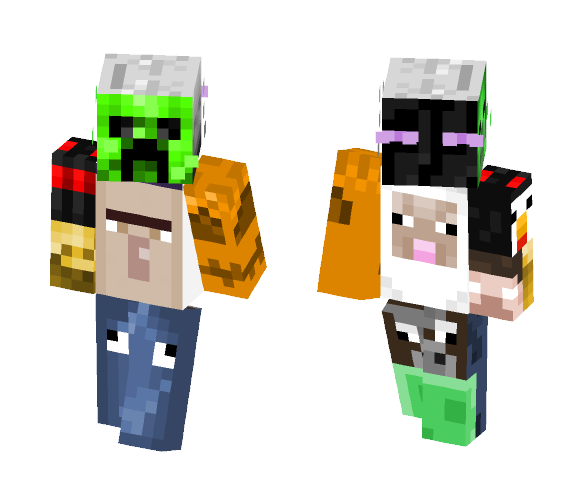 download minecraft mob skin minecraft skin for free superminecraftskins