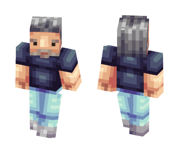 Hugh Mungus | This Year on Earth - Male Minecraft Skins - image 1