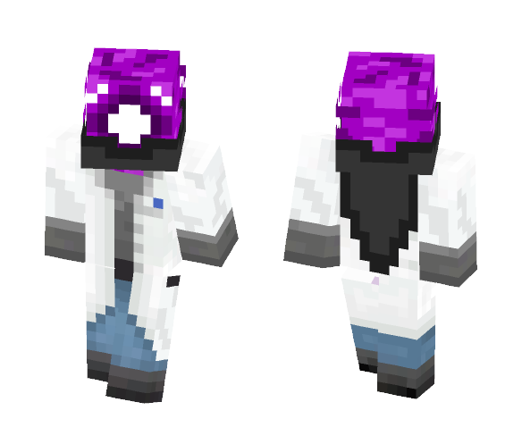 Me in a labcoat - Other Minecraft Skins - image 1