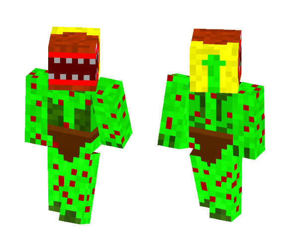 daisy the flower - Interchangeable Minecraft Skins - image 1
